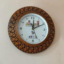 Full Print Wall Clock