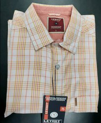 Buttoning Slim Fit Formal Shirts