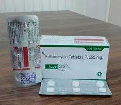 AZVEL-250 (Azithromycin Tablet)