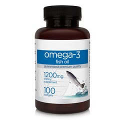 Omega 3 Fish Oil Capsule