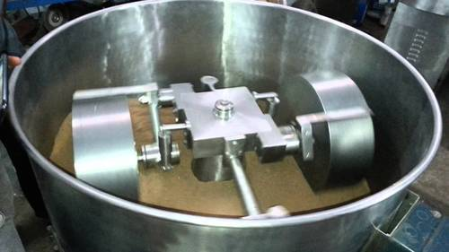 Batteries For Less >> Industrial Mixers - Muller Mixer Manufacturer from Ahmedabad