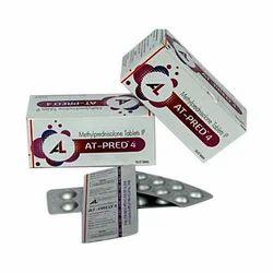 Acto-Pred (Methylprednisolone) - 4mg