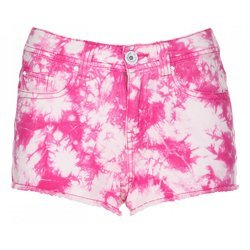 Tie And Dye Shorts