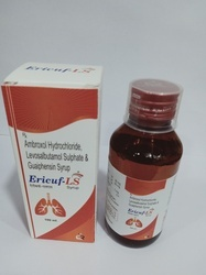 Ambroxyl 30mg Levosalbutamol 1mg  Guaiphenesin 50 Mg