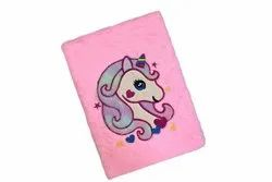 Beautiful Unicorn Notebook Diary for Kids/Girls/Boys
