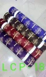 Printed Silk Curtains Fabrics