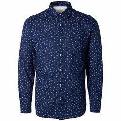 Cotton Men's Trendy Shirt