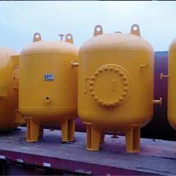 Low-Pressure Air Tank