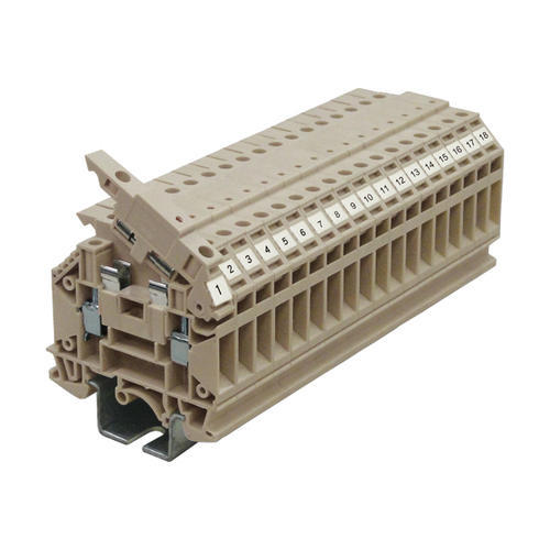 Fuse Terminal Blocks Din Rail Terminal Block Delhi