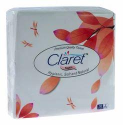 Claret Very High Quality Tissue Napkin 40x40