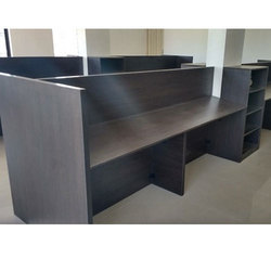 Rectangular Library Wooden Table