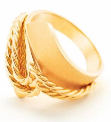 95286 Gold Ring Rings