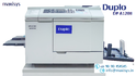 Duplo Digital Duplicator Dp- A120ii, Warranty: Upto 1 Year And 1 - 2 Years