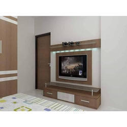 Living Room LCD TV Unit