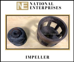 Impeller For Blasting Machine