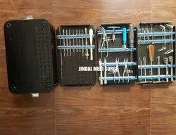 Small Fragment Locking Orthopedic Instrument Set