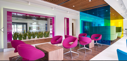 Commercial Interior Design In Hyderabad Serilingampally By Poonam Impressive Interior Designers In Hyderabad India