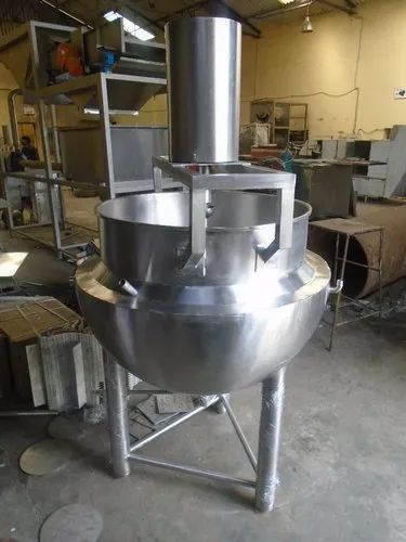Automatic Steam Jacketed Kettle
