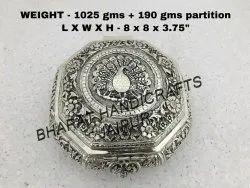 Metal Antique Dryfruit box
