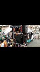 Pioneer 10000 Watt Pick UP DJ for Small Event