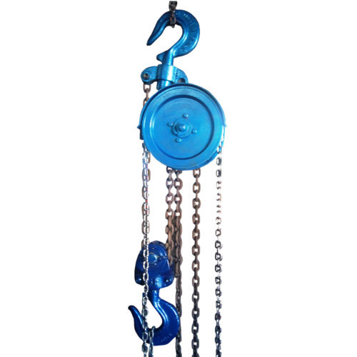 Hand Hoist Chain Pulley Block