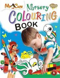 My Cute Nursery Coloring Book