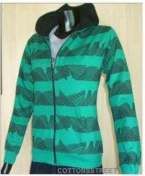 Girls Zip Jacket Cs5064