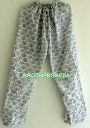 Full Length Cotton Women's Pajama Set