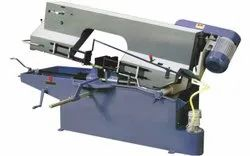Mild Steel Metal Cutting Horizontal Bandsaw Machine, For Industrial, 440 V