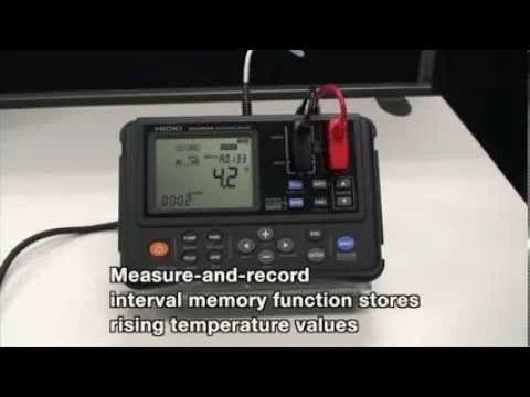 Portable Resistance Meter