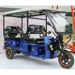 Terra Y4A Battery Operated E Rickshaw, Vehicle Model: 2019