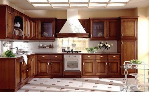 ZENIA KITCHENS - Overhead Cabinets Modular Kitchen Manufacturer from ...