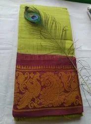 Hand Made Sungudi Sarees