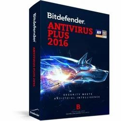 Bitdefender EndPoint Antivirus, 2018, For Computer, Laptops