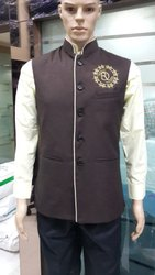 Caption Nehru Coat