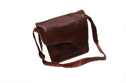 7c17a86964 Multicolor SS Leathers Unisex Leather Side Bag