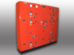 Electrical Fire Fighting Pump Control Panel