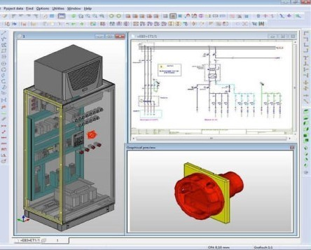 Control Panel Design Services At Rs 4000 Day Electrical Designing इल क ट र कल ड ज इन स व Design Services Baetyl Automation Private Limited Ambarnath Id 20085246897
