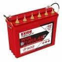 Exide Tubular Batteries