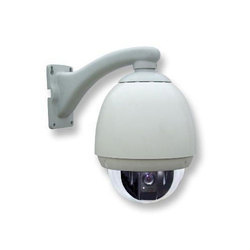 Day & Night 1.3 MP PTZ CCTV Dome Camera, for Security, Lens Size: 3.6 Mm