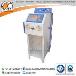 Industrial Sand Blasting Machine - Economy Matt Finishing