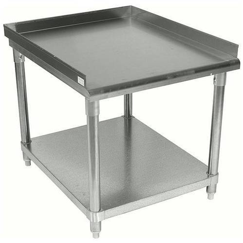 silver stainless steel tea table, rs 18000 /unit, ikon kitchen