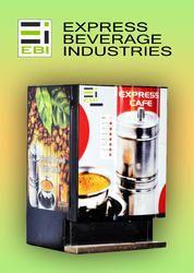 Fresh Milk Coffee Vending Machine Maker