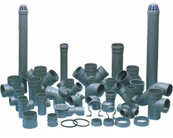 Pipes and Pipe Accessories