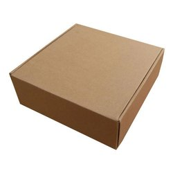 JC 9 Inch Brown Pizza Box Set Of 50 Box