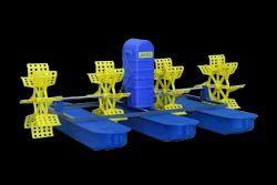 2HP Pond Paddle Wheel Aerator