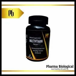Dietary Supplement Multivitamin Capsules