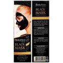 Beautico Activated Charcoal Face with Deep Cleansing Peel Off Mask (120 g)