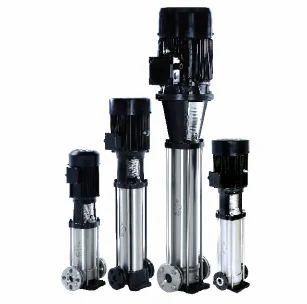300 Mtr Single Phase Vertical MV Series - Multistage Inline Pumps - MV Series - 50Hz, Max Flow Rate: 90cu M/Hr