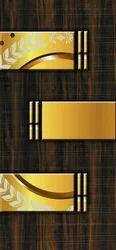 Decorative Door Skin Papers